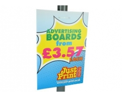 Lamp Post Boards